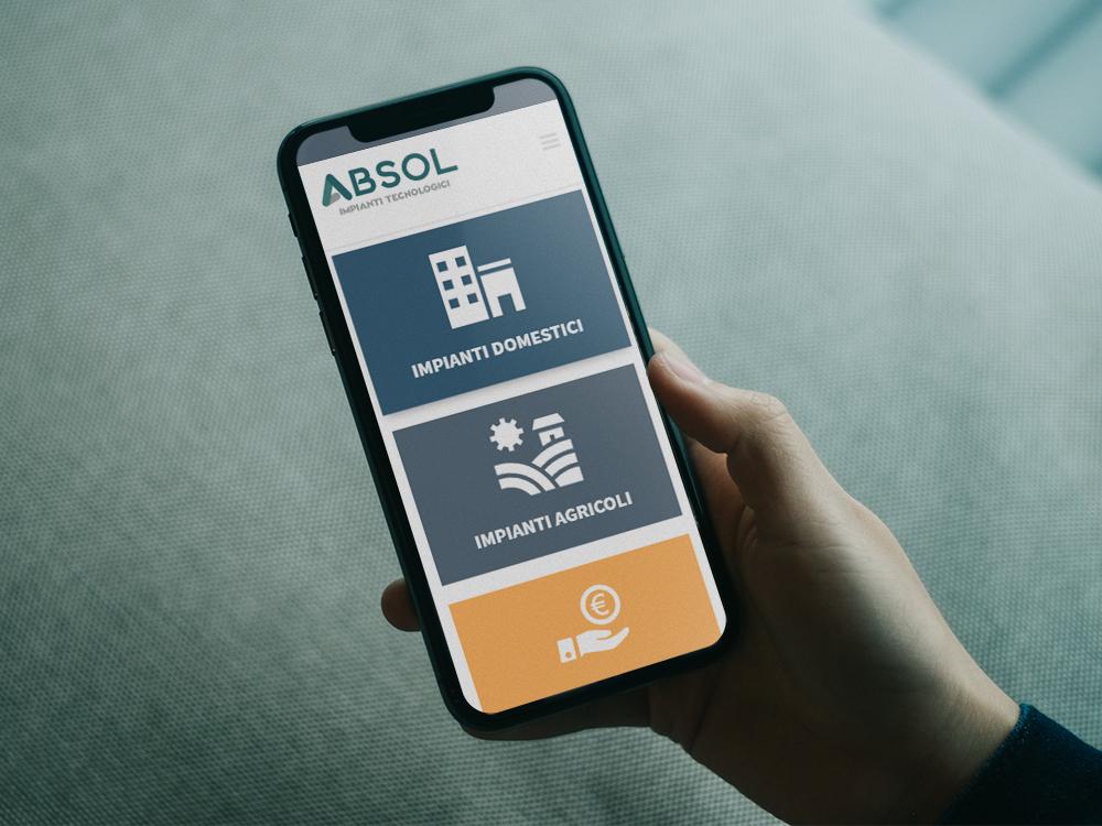 Absol Mobile Sito Web