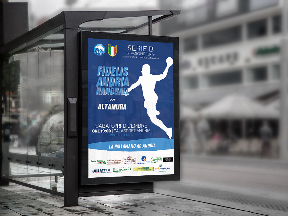 Locandina Handball
