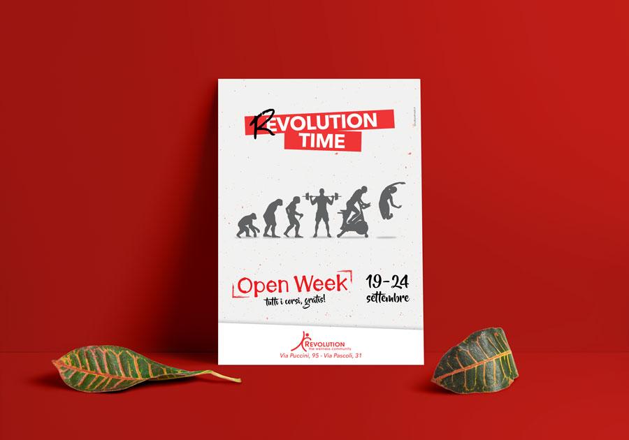 Revolution Openweek