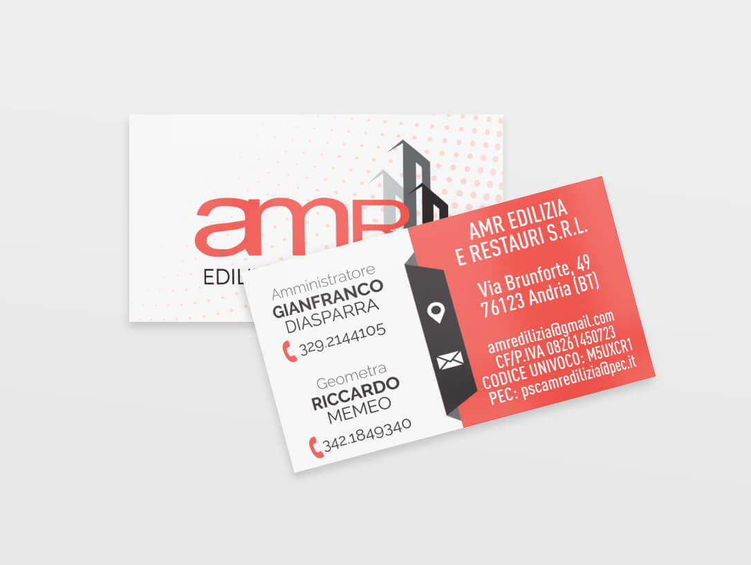 Amr Business Card